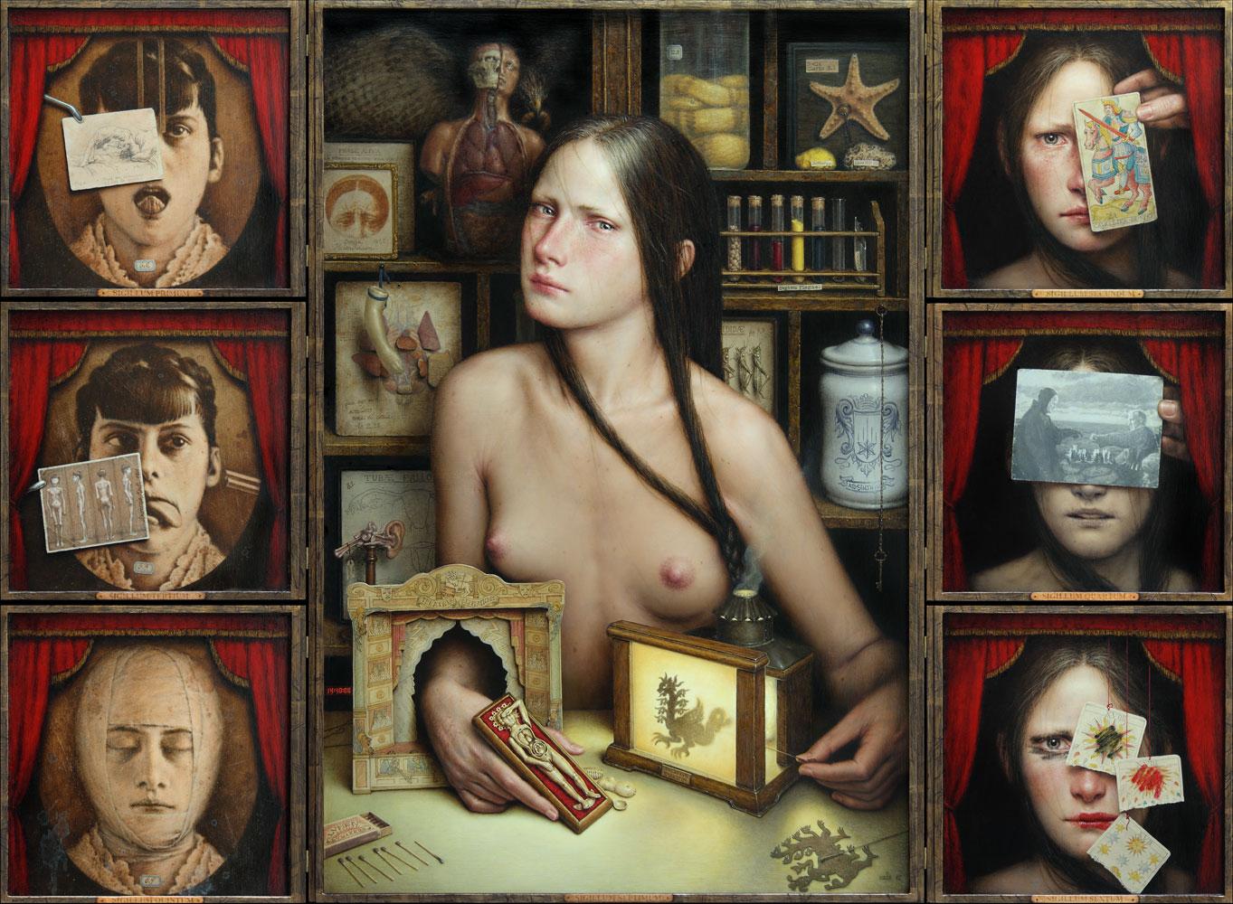 'DIES IRAE' (2012) - Dino Valls