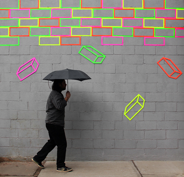 'Rainborough' - Aakash Nihalani