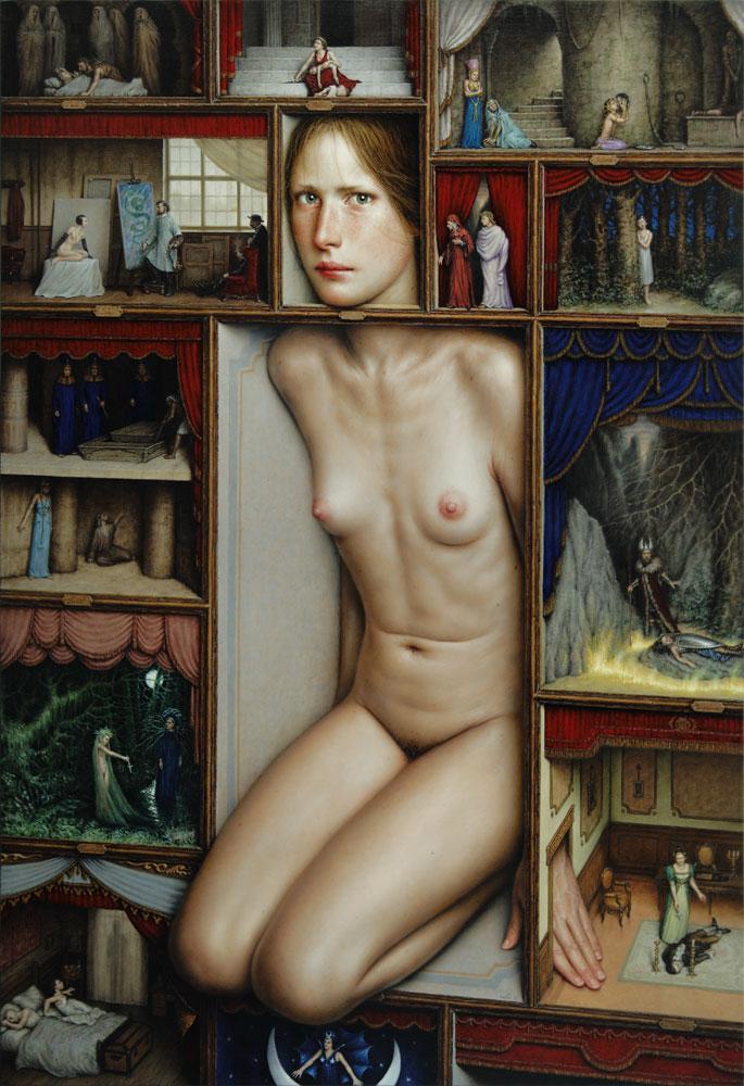 'PROSCAENIA' (2011) - Dino Valls