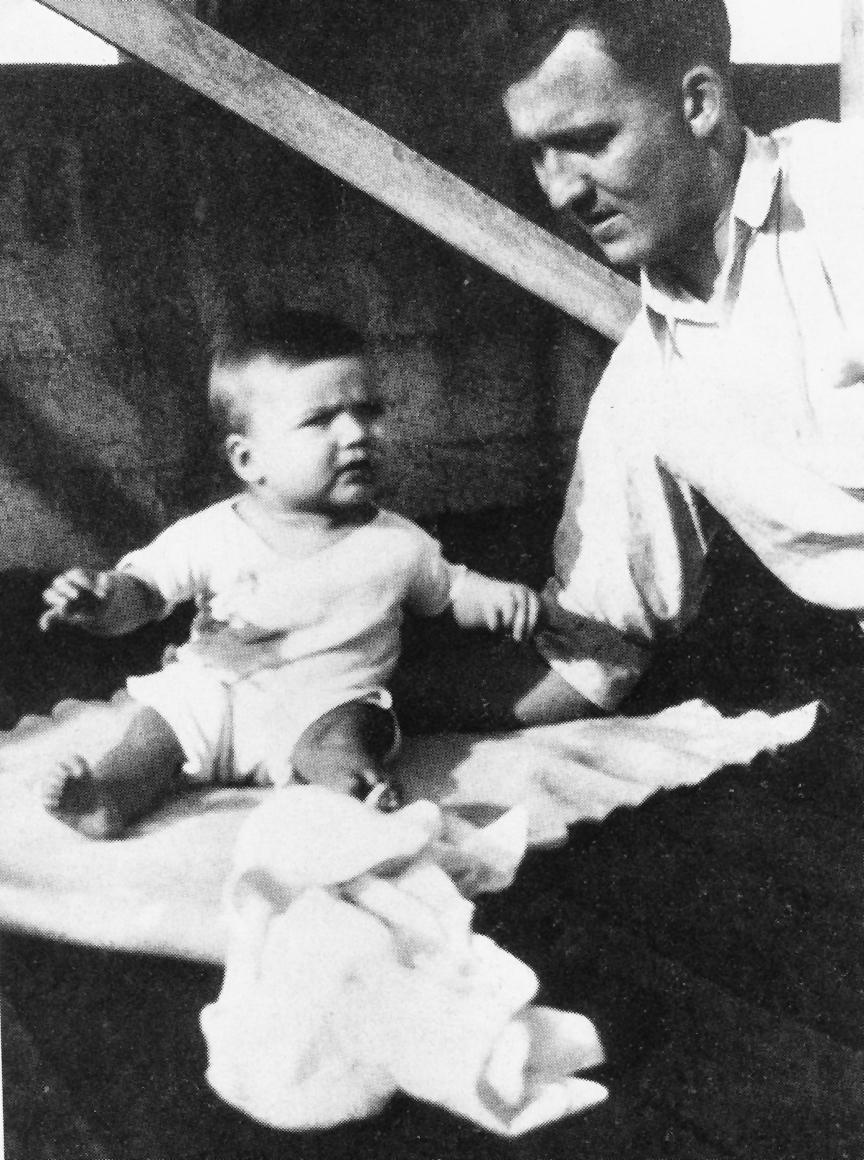 'Sansón' Eastwood y su padre