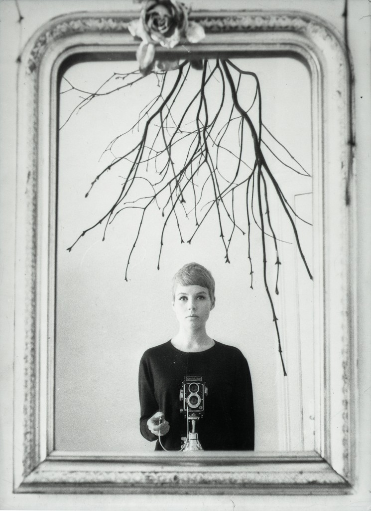 Autorretrato de Astrid Kirchherr