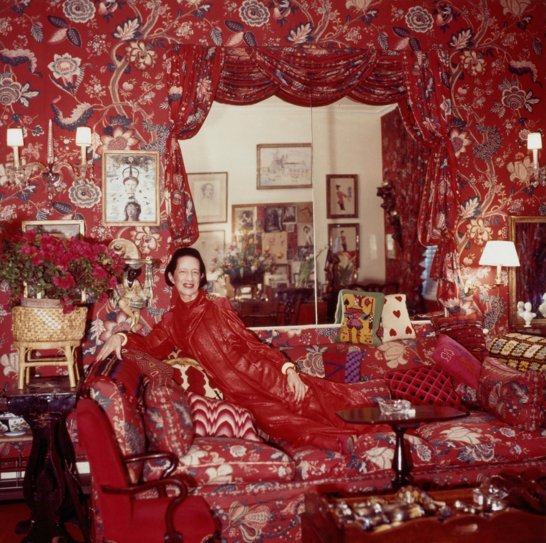 Diana Vreeland (Foto: Horst P. Horst, 1979)