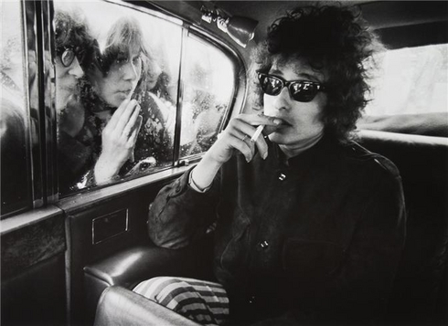 Dylan en 'Dont Look Back' (1967)