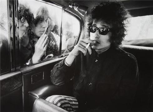 Dylan en 'Dont Look Back' (1967)