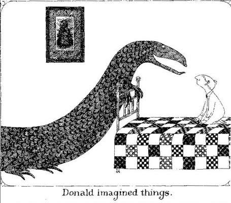 'Donald imaginaba cosas'
