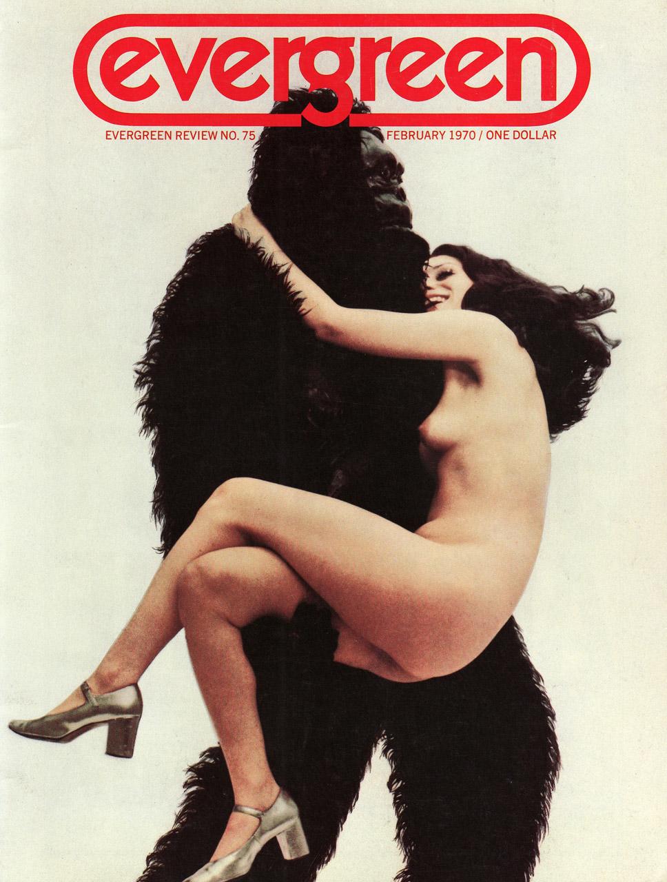 """Foto de George Adams para """"Evergreen"""", 1970"""
