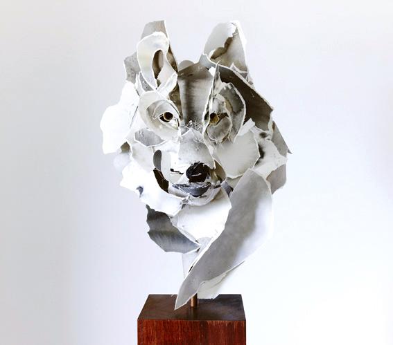 'Wolf' - Anna-Wili Highfield