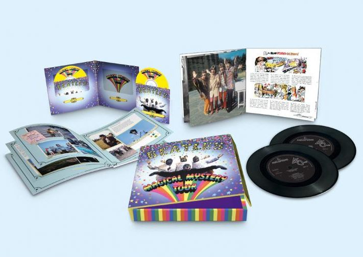 """""""Magical Mistery Tourt"""" Collectors Box"""