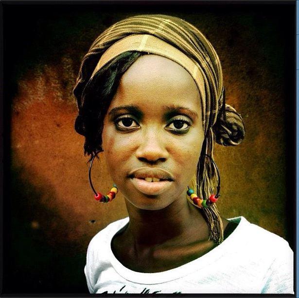 Fafacourou, sur de Senegal, 23 de julio de 2012. (Instagram de Holly Pickett)