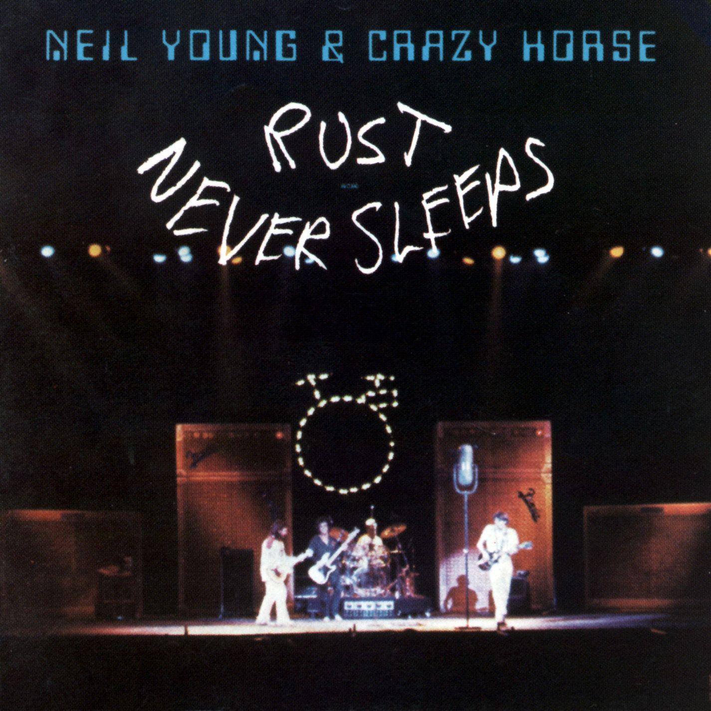 """""""Rust Never Sleeps"""""""
