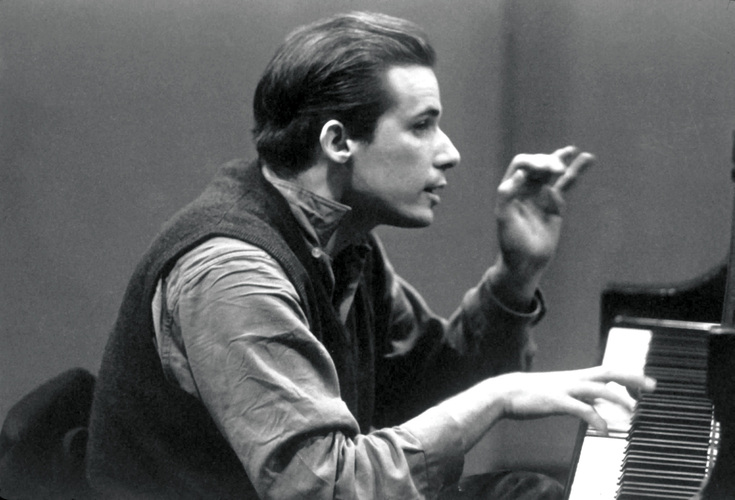 Glenn Gould Mucho Más Que El Pianista Preferido De Hannibal