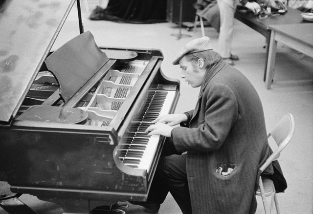 Gould en 1981