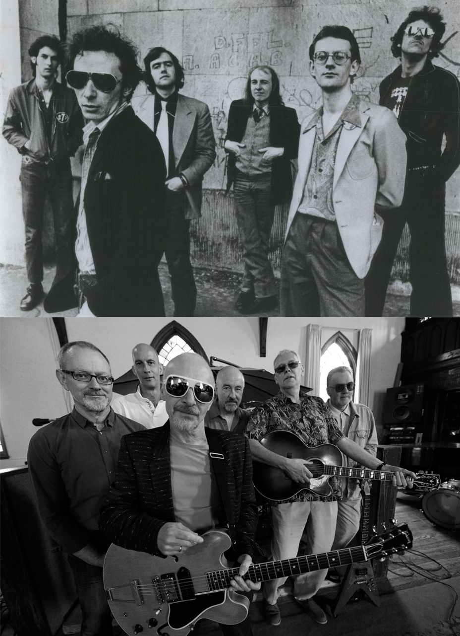 Graham Parker & The Rumour, 1978 y 2012