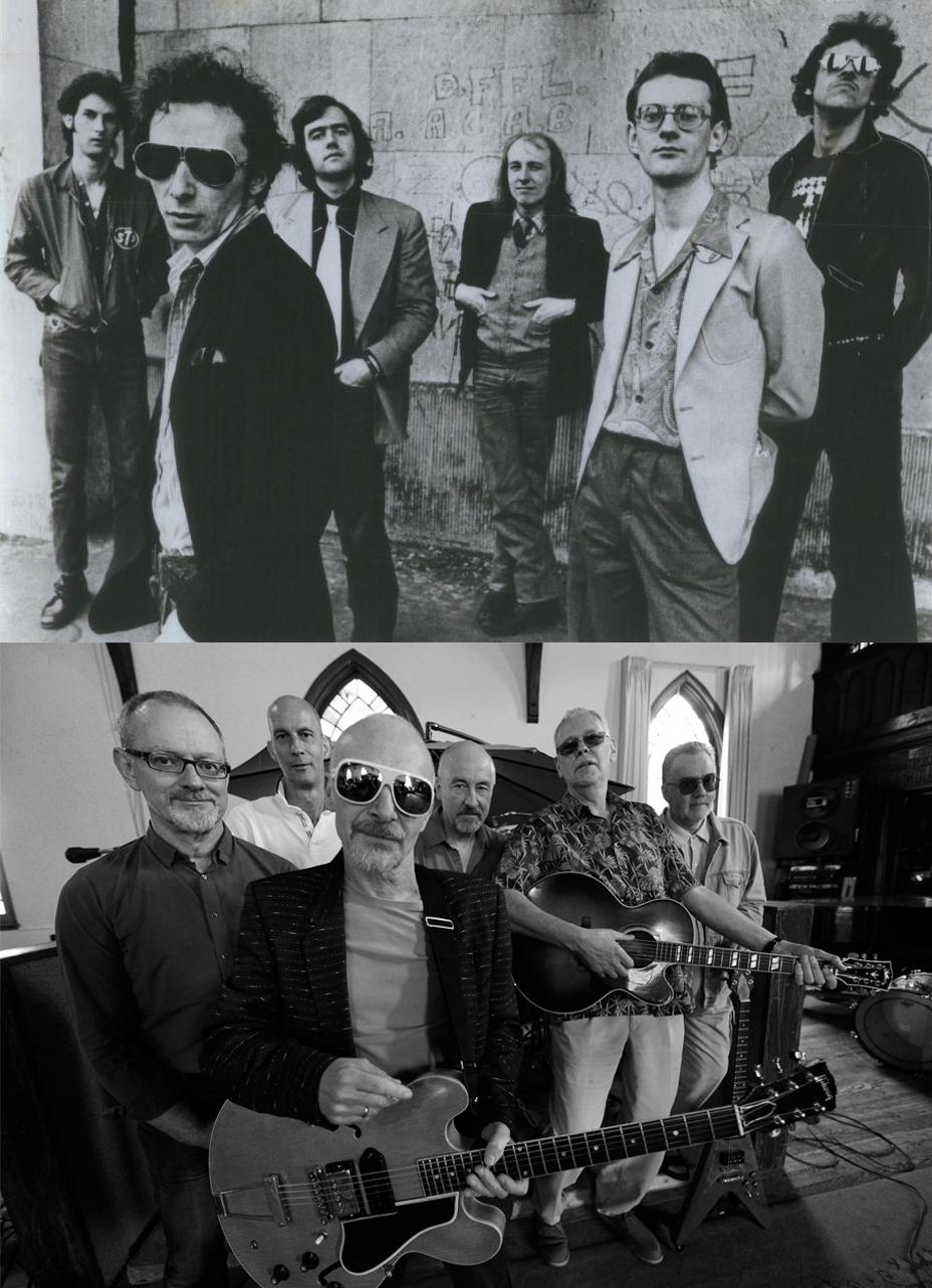 Graham Parker & The Rumour, 1978 y 2012