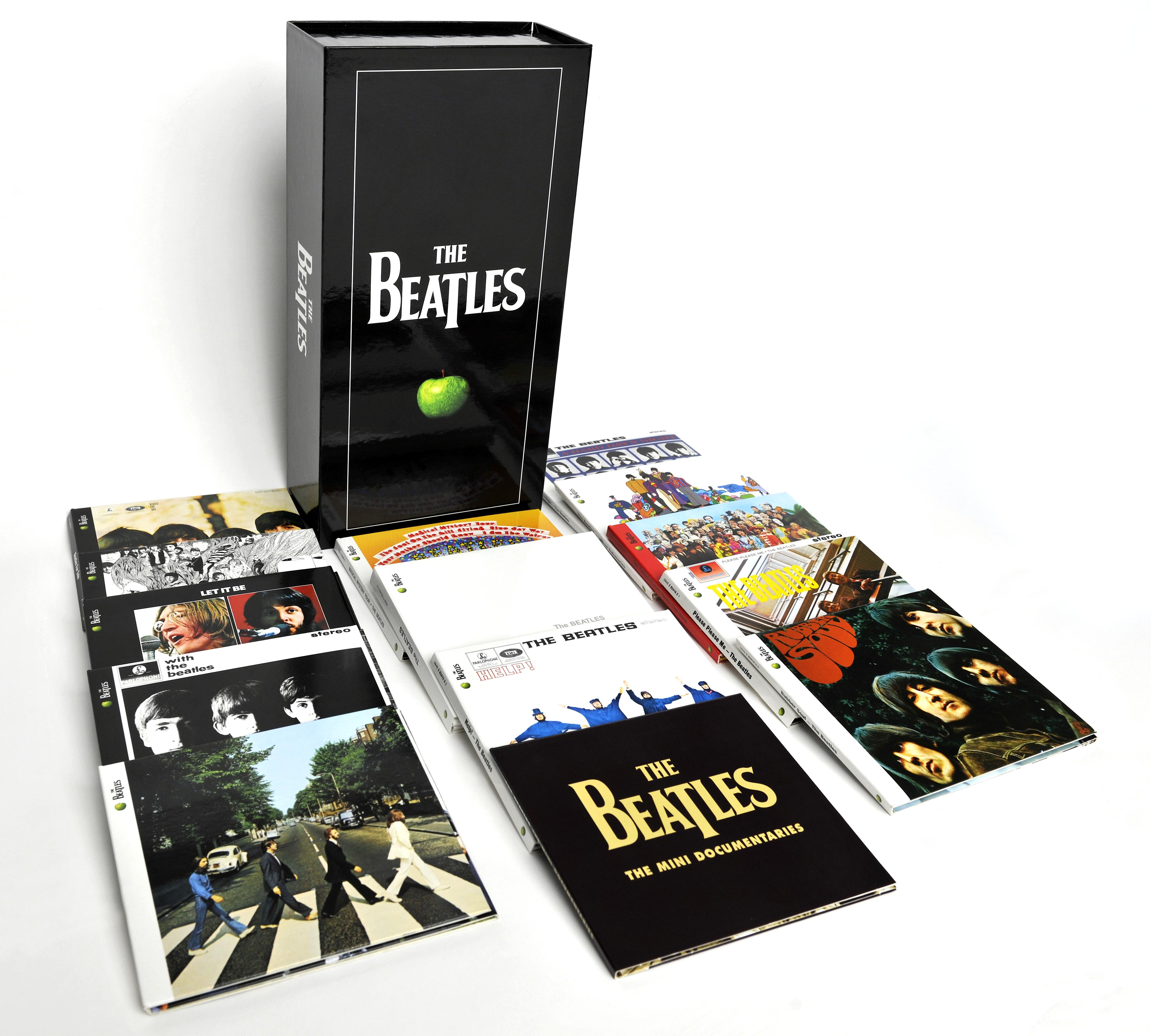 The Beatles Stereo Box Set (2009)