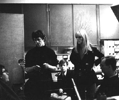 The Velvet Underground en los estudios Scepter, abril de 1966