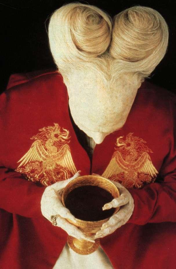 El Drácula de Coppola, interpretado por Gary Oldman