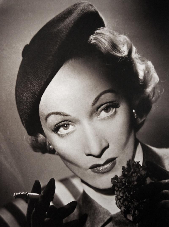 Marlene Dietrich, 1948 (Foto: Cornel Lucas)