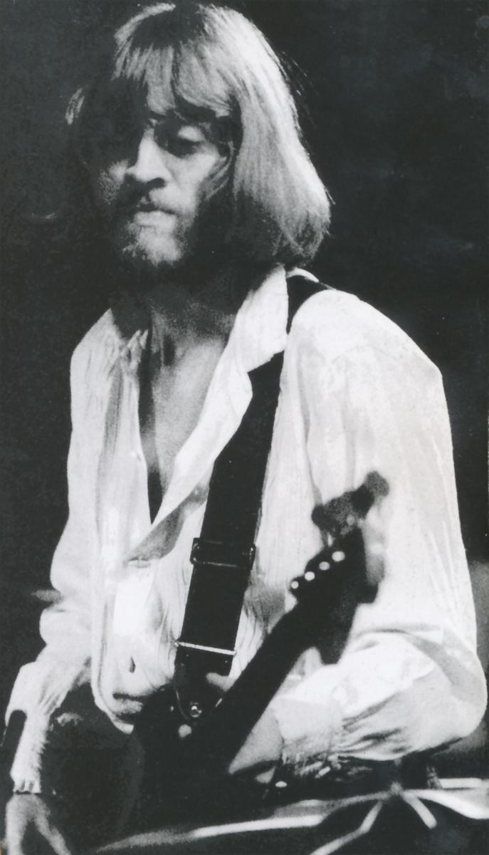 John Paul Jones, 1971