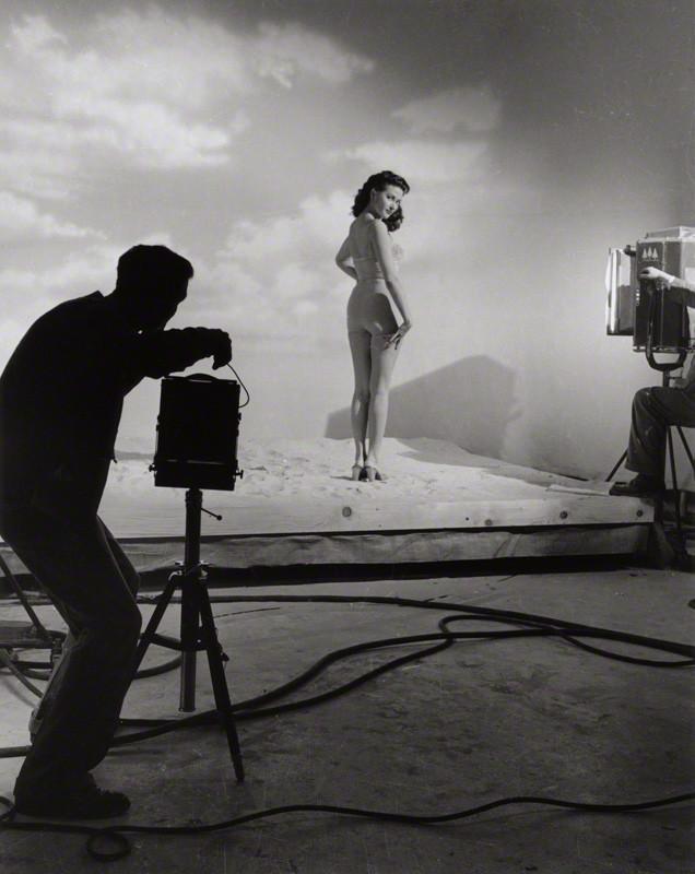 Yvonne De Carlo, 1954 (Foto: Cornel Lucas)