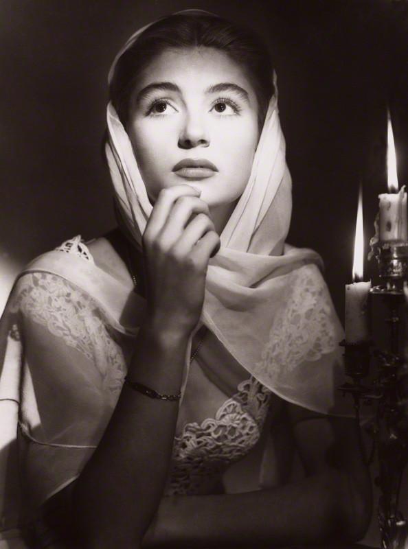 Anouk Aimée, 1949. Foto: Cornel Lucas