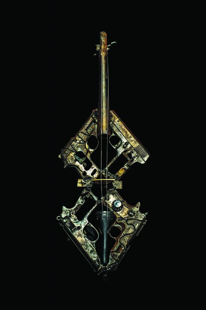 Uno de los instrumentos de 'Imagine' - Foto: David Franco