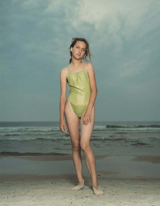 Kolobrzeg Poland (Courtesy the artist and Marian Goodman Gallery, New York & Paris - © Rineke Dijkstra)