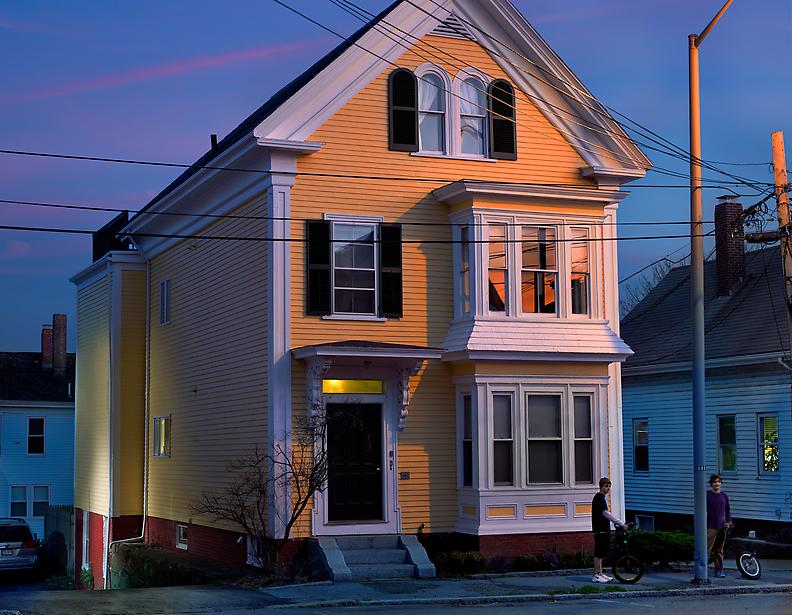 'Anderson's House' - Gail Albert Halaban
