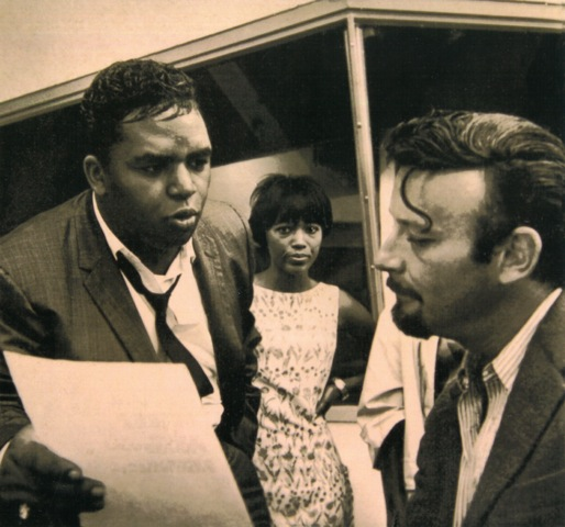 Berns y Solomon Burke