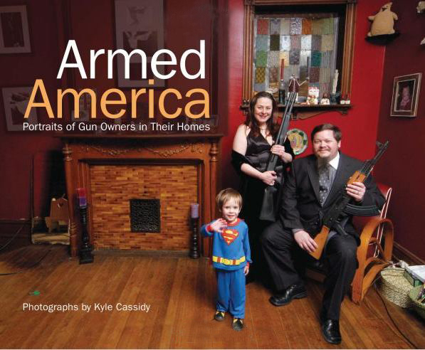 """""""Armed America"""" © Kyle Cassidy"""