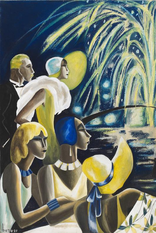 'Feuerwerk' (1929)