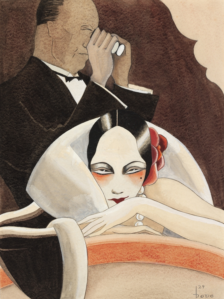 'In der Loge' (1929)