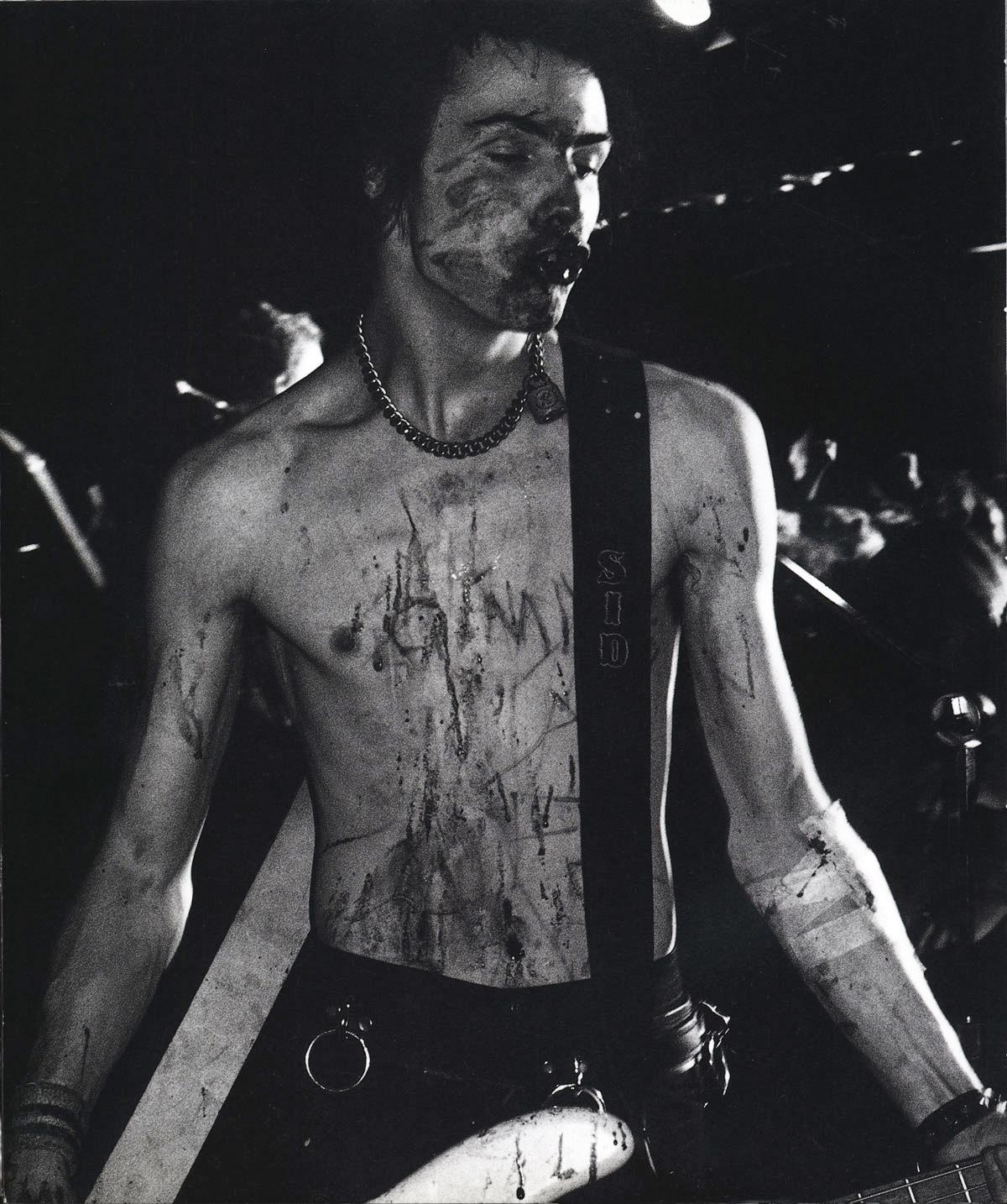 Sid Vicious, 1978 (Foto: Bob Gruen)