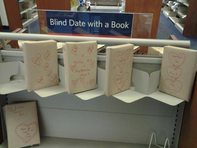 'Cita a ciegas con un libro' en Columbus, Ohio