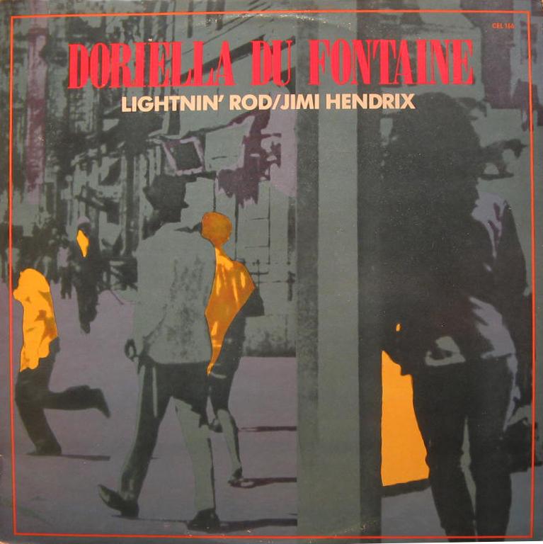 "Jimi Hendrix, Lightnin' Rod & Buddy Miles - ""Doriella Du Fontaine"""