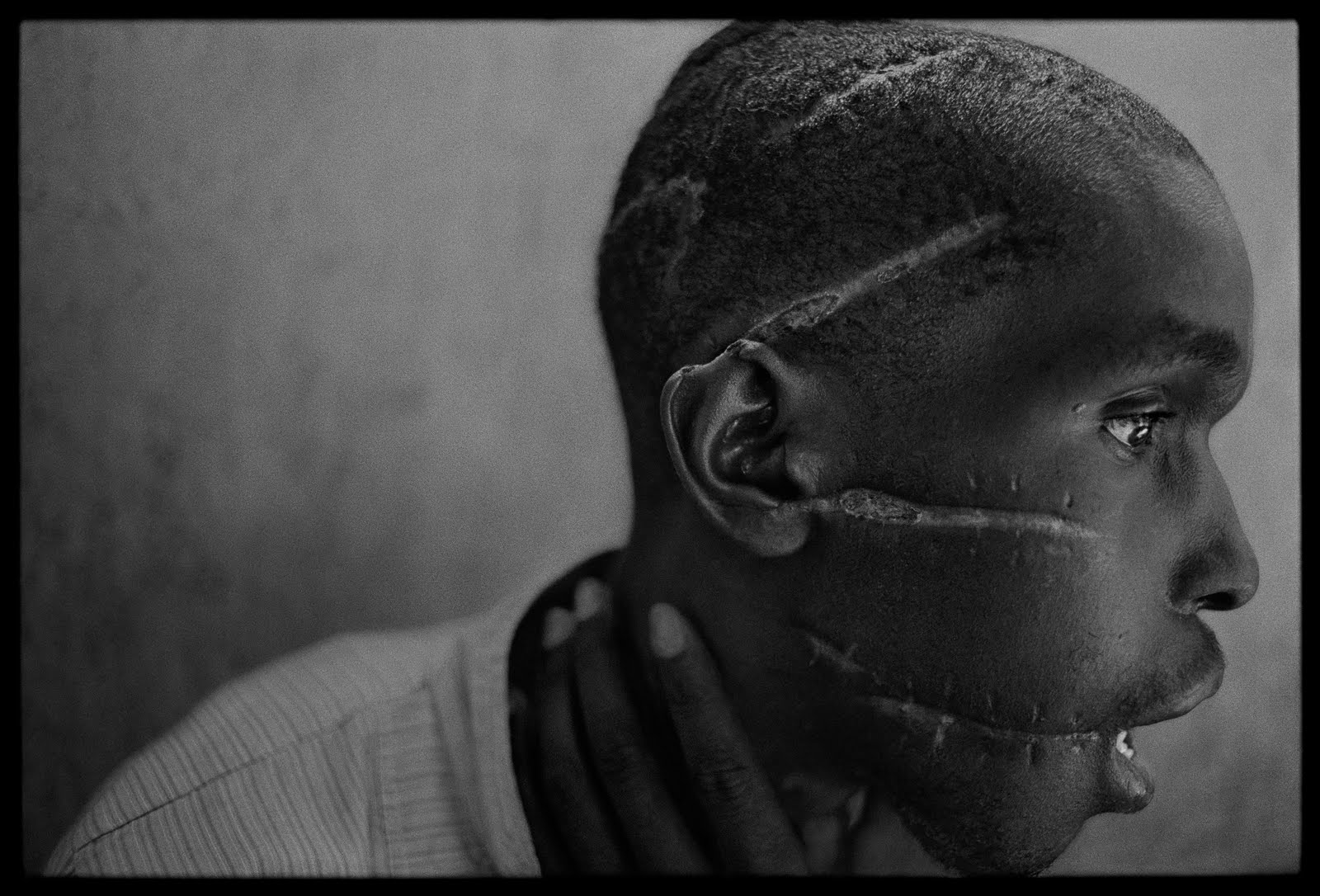 Ruanda, 1994 (Foto: James Nachtwey, 1994)