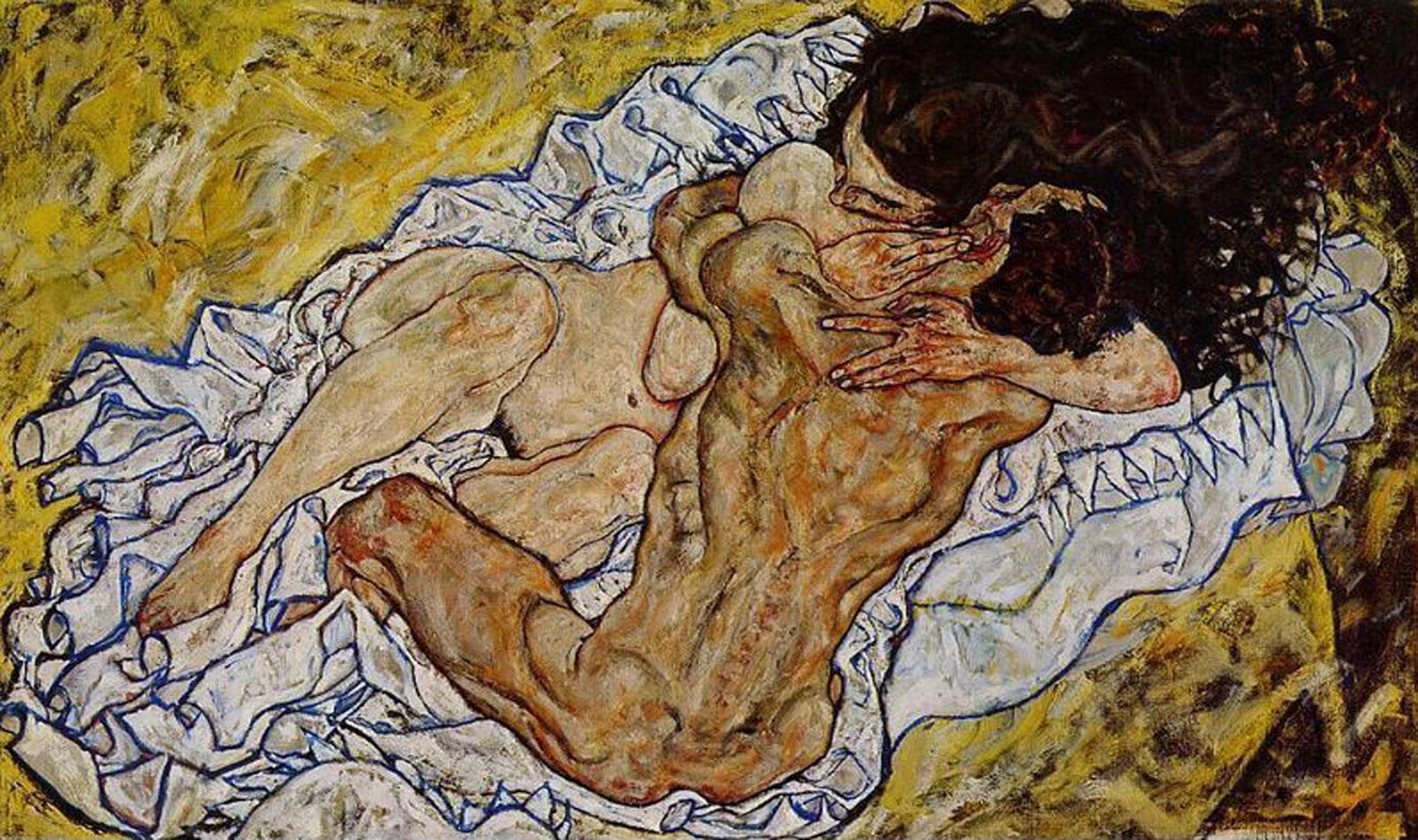 'Abrazo (Amantes II)'