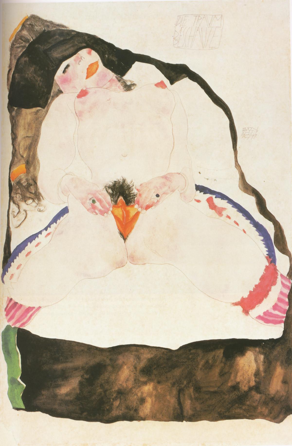 'Vista en un sueño' (1911)