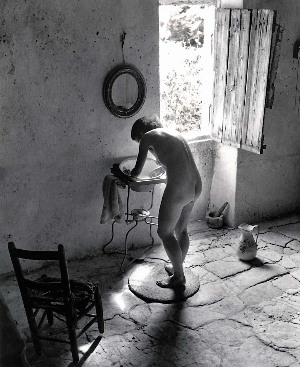 """Nu provençal"" - Wily Ronis, 1936"