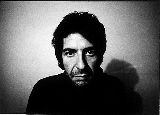 Leonard Cohen por John Max