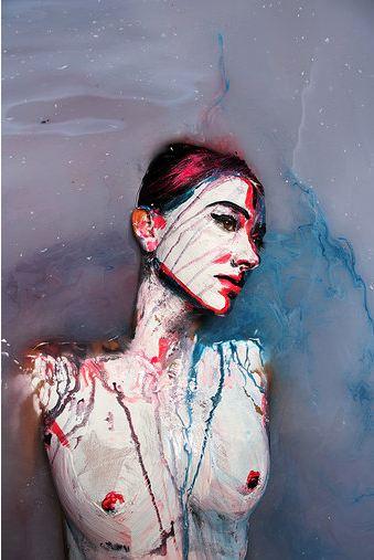 'Deviate' - Alexa Meade y Sheila Vand