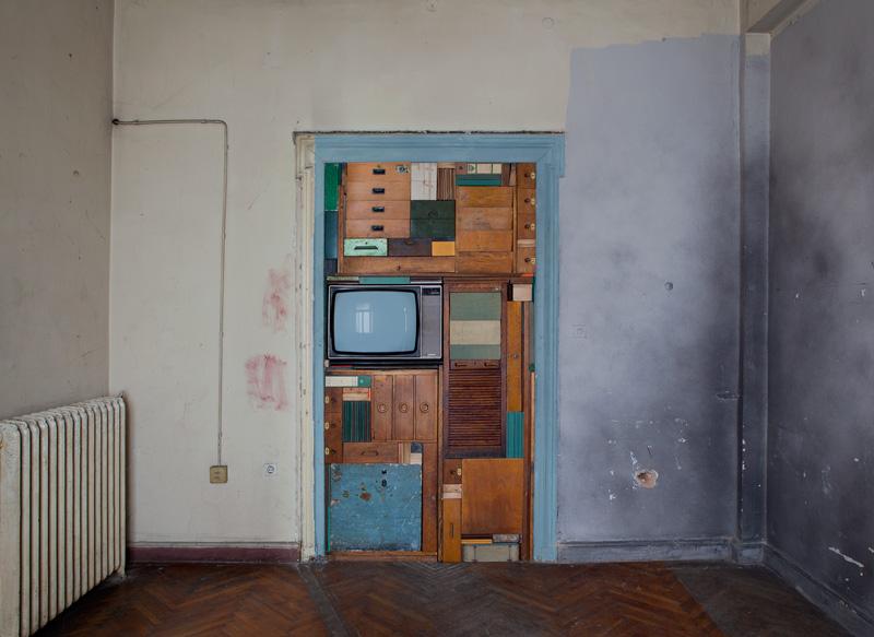 'Tetris - Geozavod' (2012) - Michael Johansson