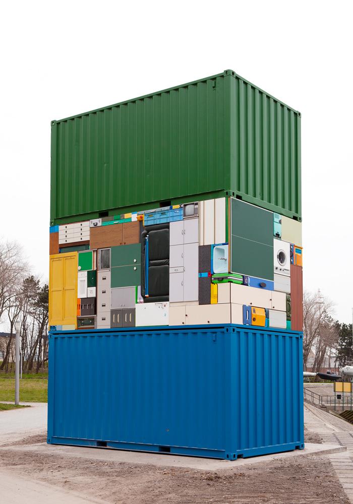 'The Move Overseas' (2012) - Michael Johansson