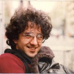 Roberto Bolaño, Girona, 1981 © Hereus de Roberto Bolaño