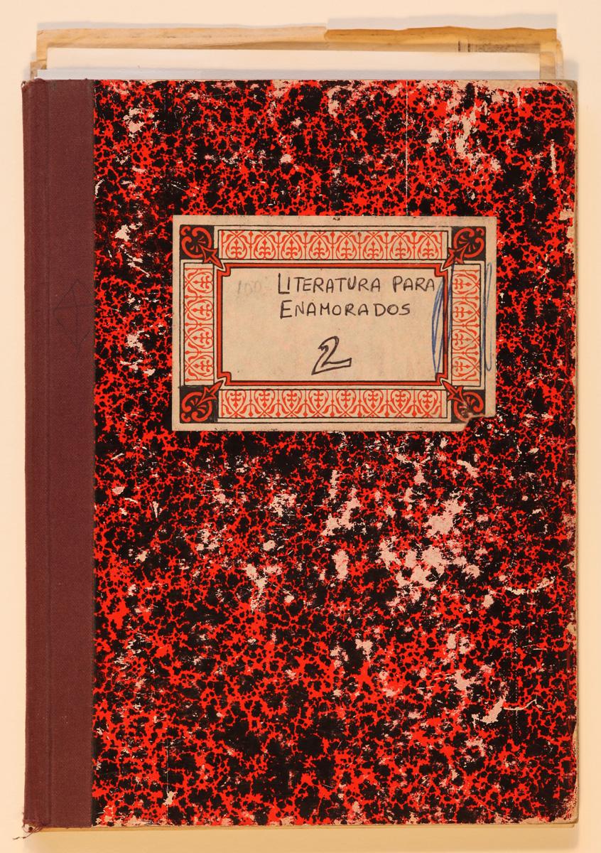 Literatura para enamorados 2 Manuscrit de Roberto Bolaño, juny 1979 Arxiu 24 – 121 © Hereus de Roberto Bolaño
