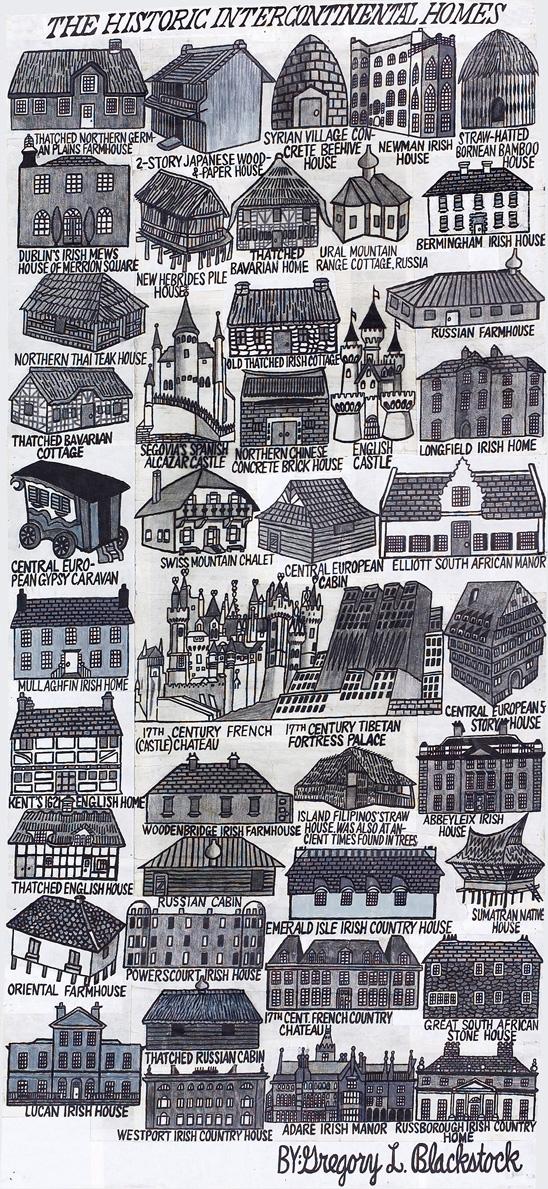 Gregory L Blackstock - The Historic Intercontinental Homes