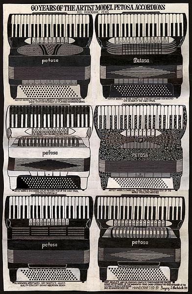 Gregory L Blackstock - acordeones