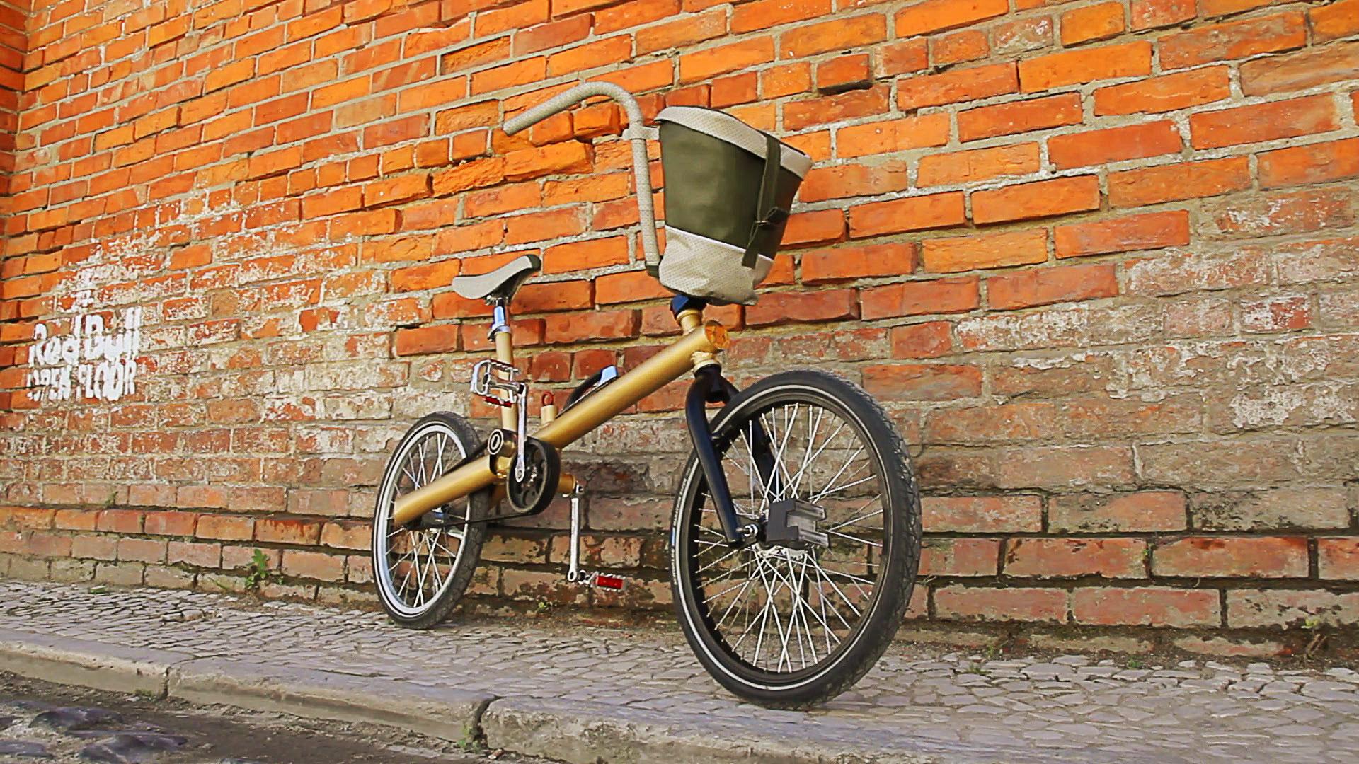La bici de 'Projecto Carma'