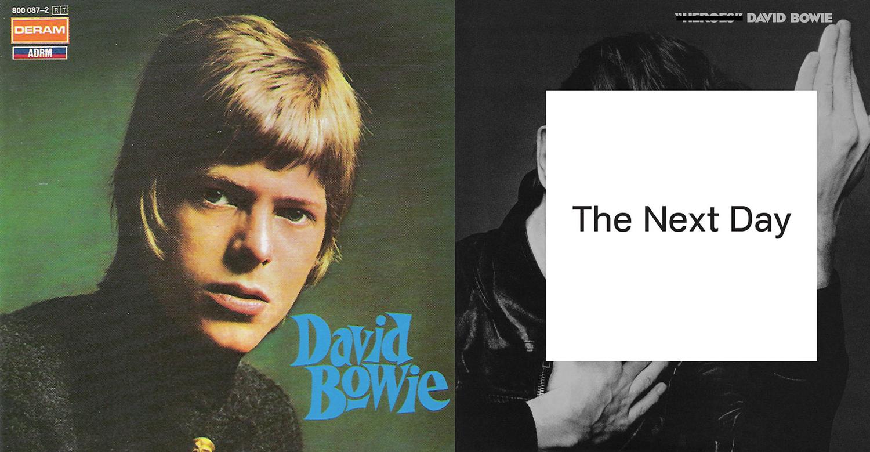 Primer y último David Bowie