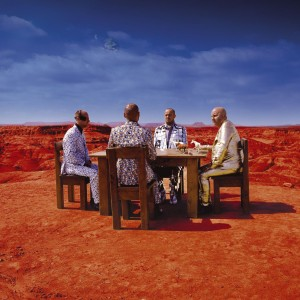 """""""Black Holes And Revelations"""" (Muse, 2006)"""